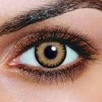Pure Hazel Colour Contact Lenses