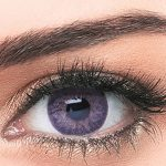 Violet Coloured Contact Lenses