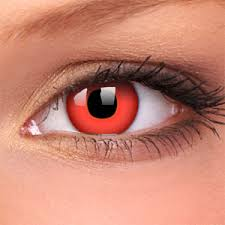 Halloween Contacts Without Prescription
