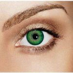 Freshtone Green Coloured Contact Lenses