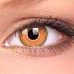 hypno contact lenses