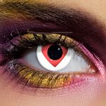 Queen of hearts lenses