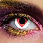 Queen of hearts lenses