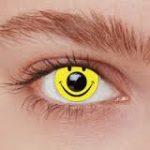 Smiley lenses