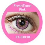 Freshtone 3 tone blends PINK