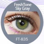 Sky Gray Super natural opaques