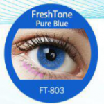 Our pure blue 1tone lenses